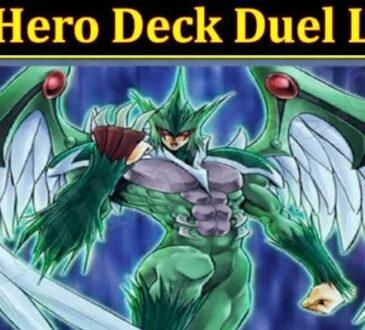 Latest News Evil Hero Deck Duel