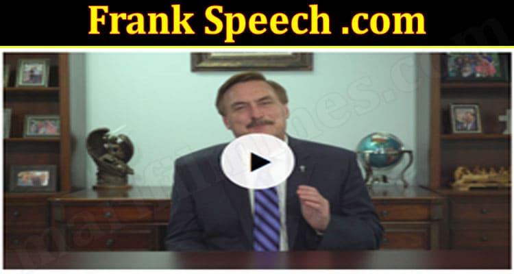 Latest News Frank Speech
