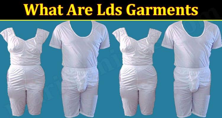 Latest News Lds Garments
