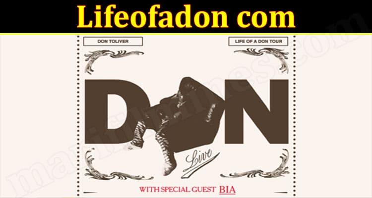 Latest News Lifeofadon