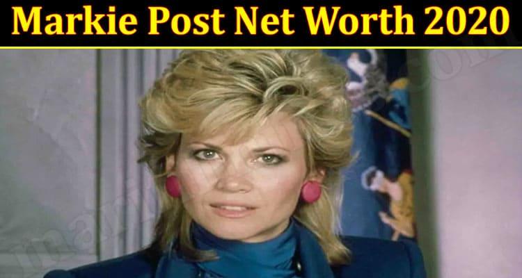 Latest News Markie Post Net Worth