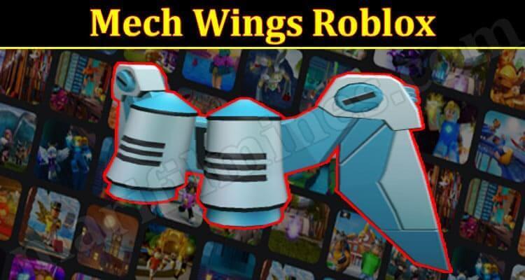 Latest News Mech Wings Roblox