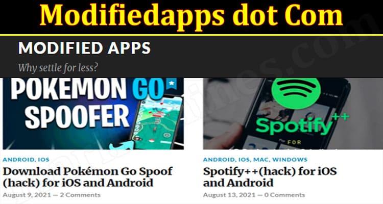 Latest News Modifiedapps dot