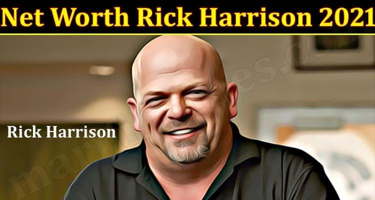 Latest News Net Worth Rick Harrison 2021