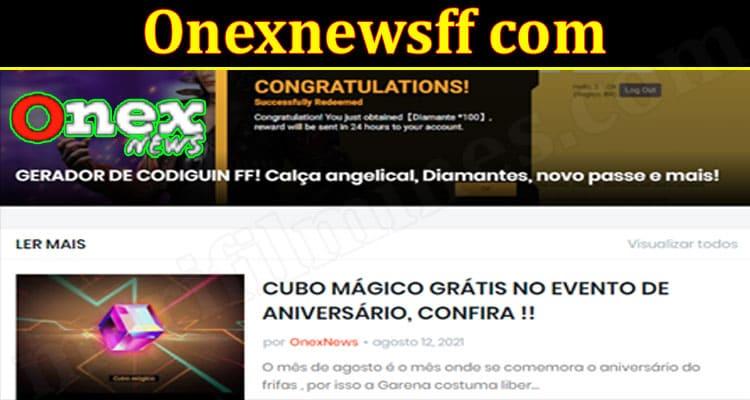 Latest News Onexnewsff Com