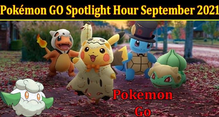 Latest News Pokémon GO Spotlight Hour