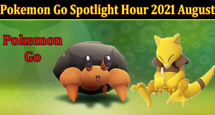 Latest News Pokemon Go Spotlight Hour