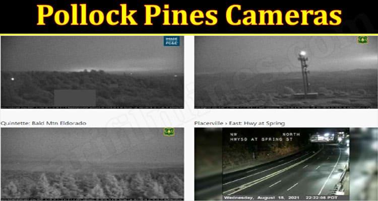Latest News Pollock Pines Cameras