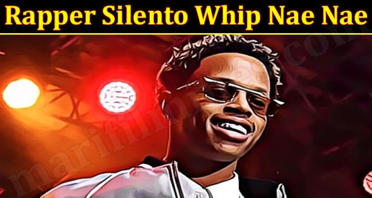 Latest News Rapper Silento Whip Nae Nae