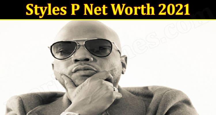 Latest News Styles P Net Worth