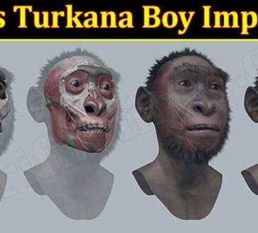 Latest News Turkana Boy Important