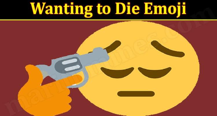 Latest News Wanting to Die Emoji