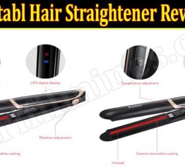 Licautabl-Hair-Straightener Online Product Reviews