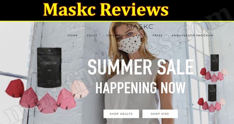 Maskc Online Website Reviews