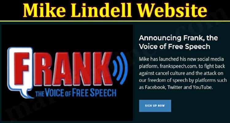 Mike Lindell Website 2021