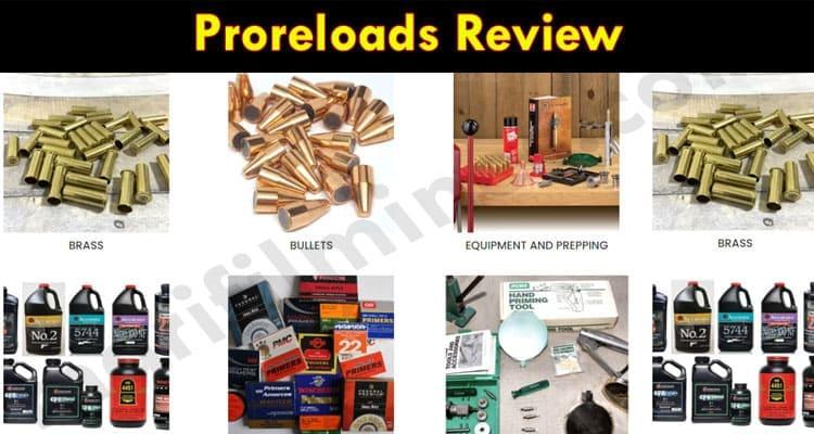 Proreloads Online Website Review