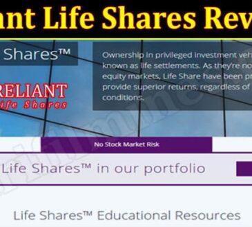 Reliant Life Shares Online Website Reviews