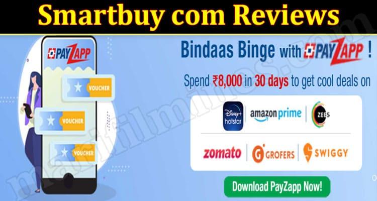 Smartbuy Online Website Reviews