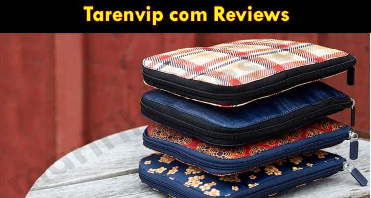 Tarenvip com Online Website Reviews