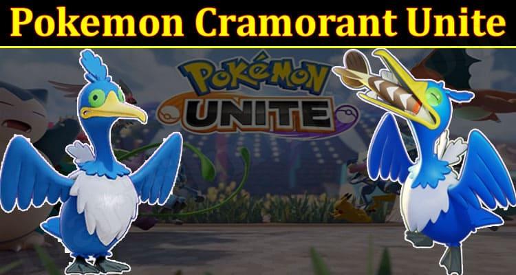 latest news Pokemon Cramorant Unite