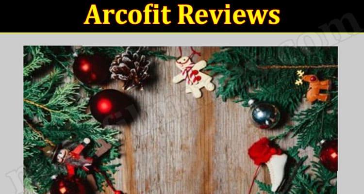 Arcofit Online Website Review