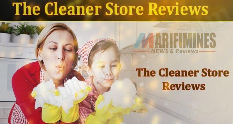 Cleaner Store Online Website Reviews