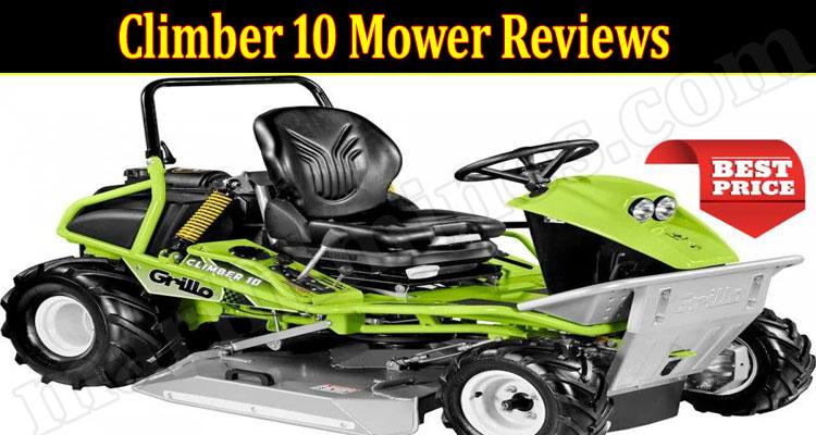 Climber 10 Mower Online Product reviews Reviews
