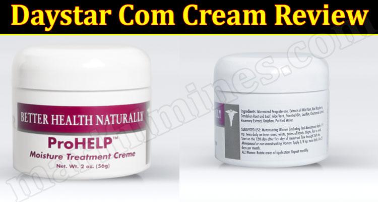 Daystar Online Product Cream ReviewDaystar Online Product Cream Review