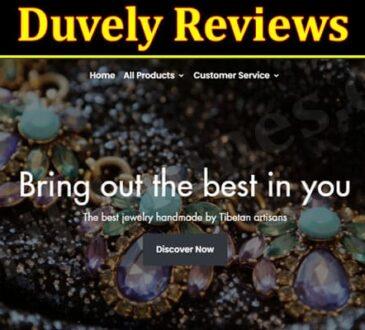 Duvely Online website Reviews