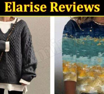 Elarise Online Website Review