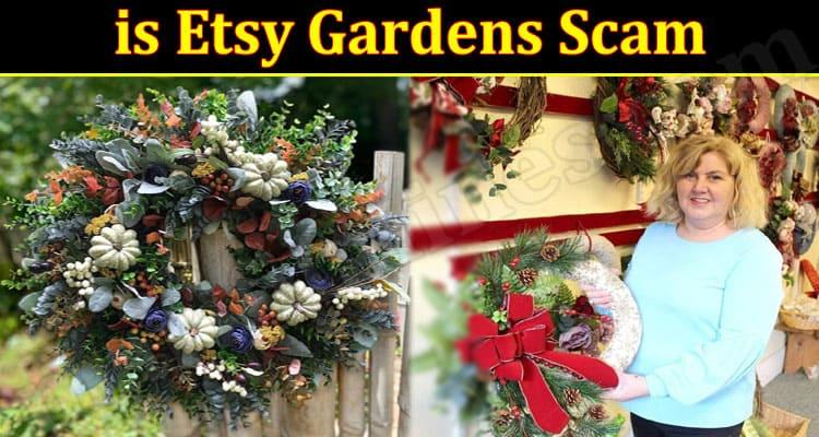 Etsy Gardens Online Website Review