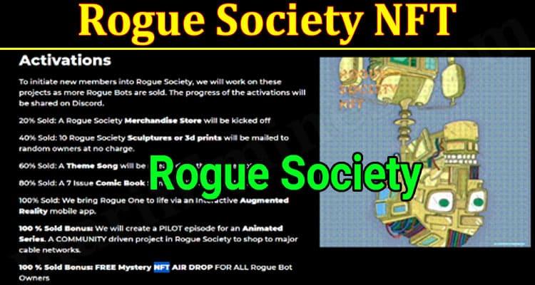 Game Tips Rogue Society NFT