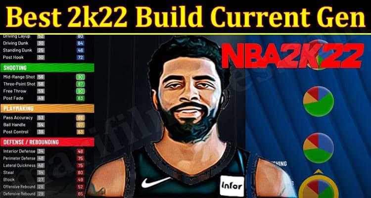 Gaming Tips Best 2k22 Build Current Gen