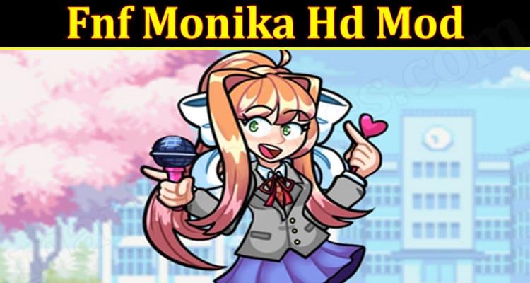Gaming Tips Fnf Monika Hd Mod