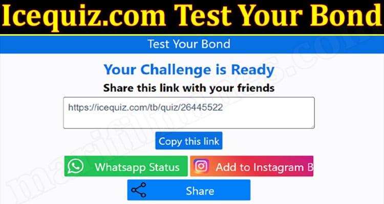 Gaming Tips Icequiz.com Test Your Bond