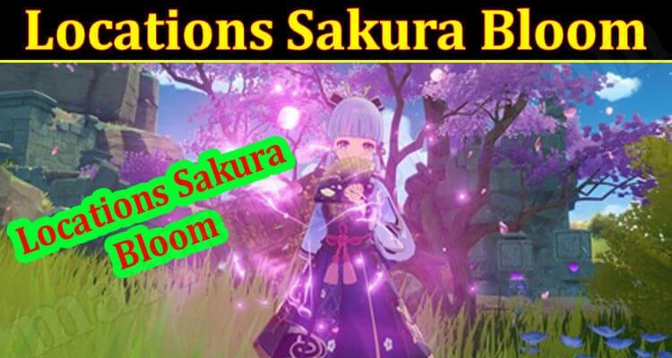 Gaming Tips Locations Sakura Bloom