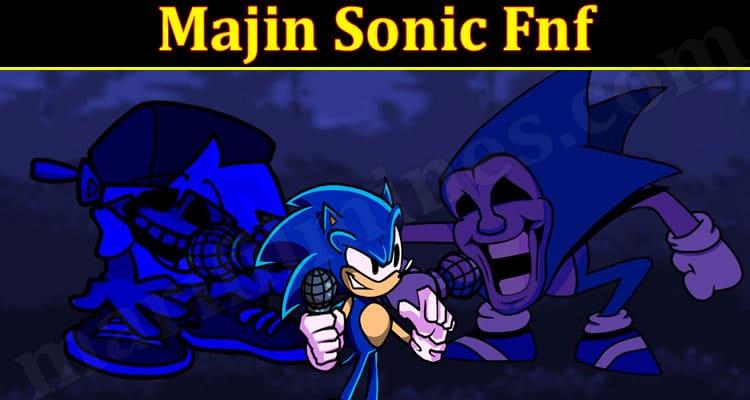 Gaming Tips Majin Sonic Fnf