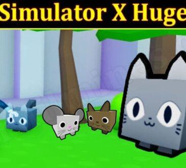 Gaming Tips Pet Simulator X Huge Cat