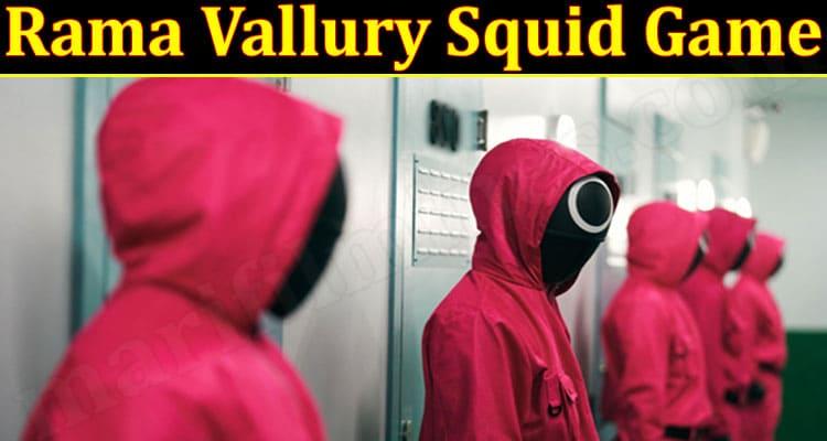 Gaming Tips Rama Vallury Squid Game