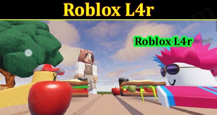 Gaming Tips Roblox L4r