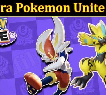 Gaming Tips Zeraora Pokemon Unite Build