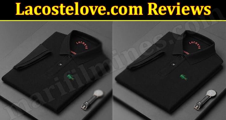 Lacostelove Online Website Reviews