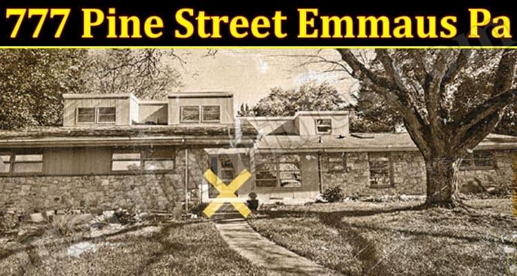 Latest News 777 Pine Street Emmaus Pa