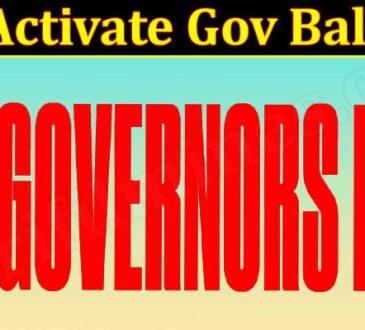 Latest News Activate Gov Ball