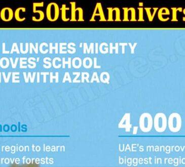 Latest News Adnoc 50th Anniversary