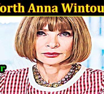 Latest News Anna Wintour