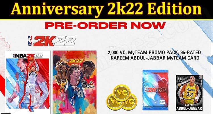 Latest News Anniversary 2k22 Edition