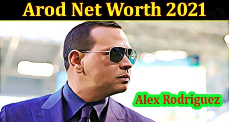 Latest News Arod Net Worth