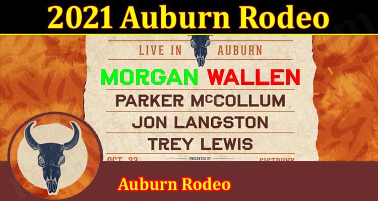 Latest News Auburn Rodeo