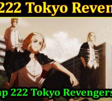 Latest News Cap 222 Tokyo Revengers